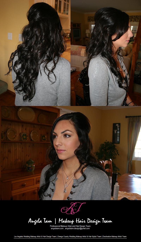 Beverly Hills Wedding Makeup Artist And