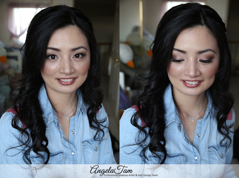 Angela Tam Makeup Artist Team