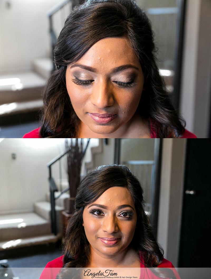 Hair Stylist Angela Tam Makeup