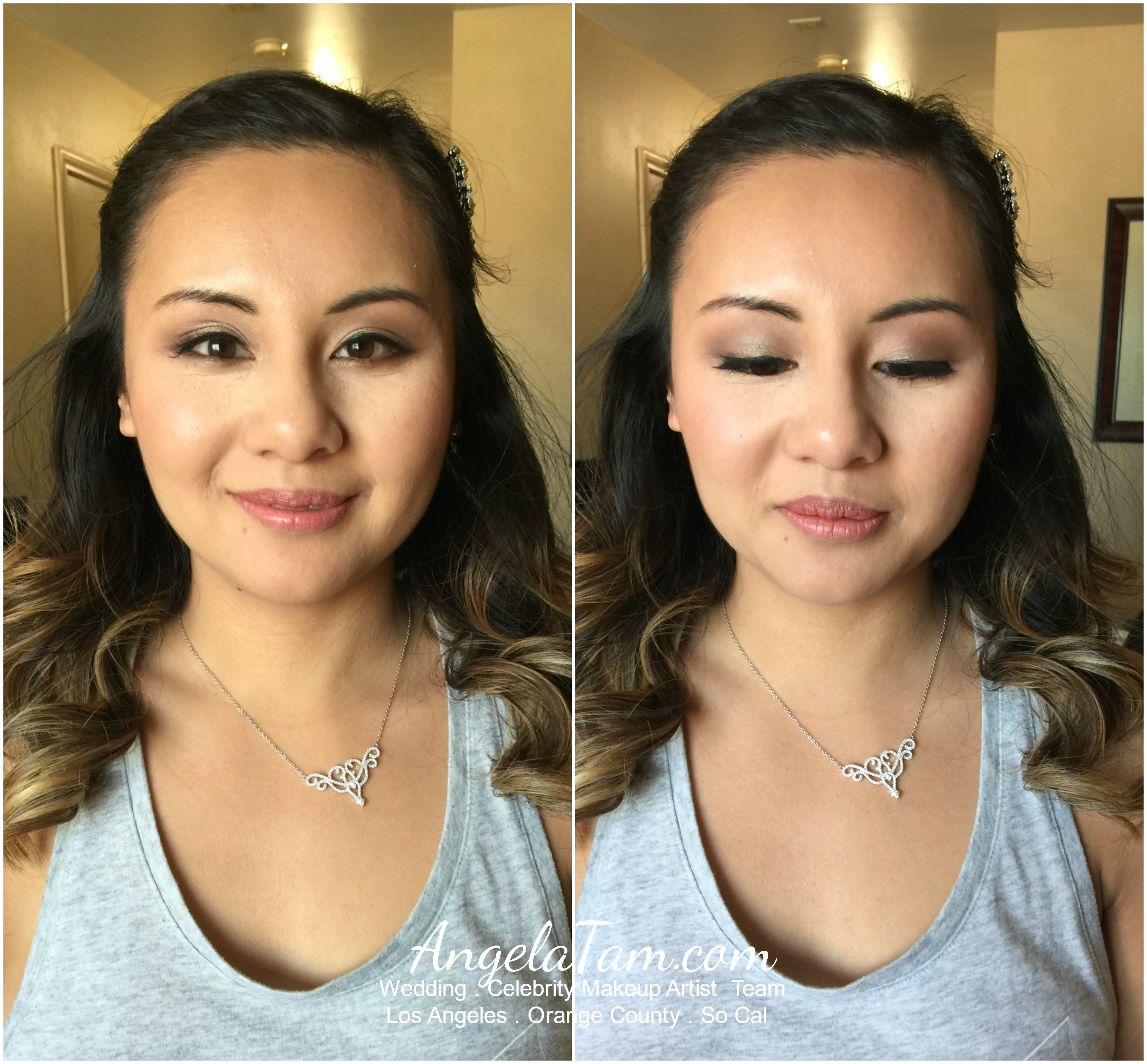 Asian Bride Makeup And Hair Design