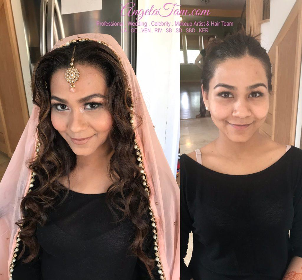 Hairstyle Girl Jora: Mehndi Makeup And Hair