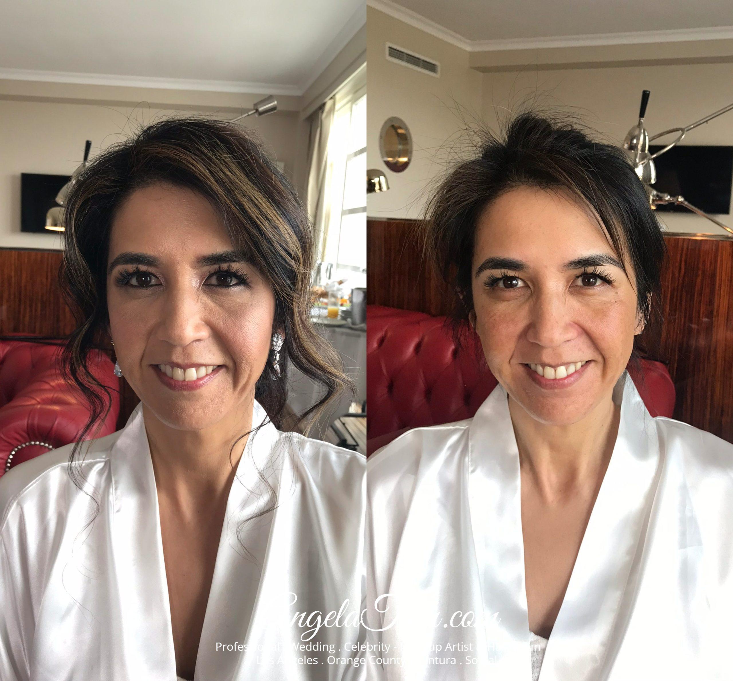 Asian Bride Marie Makeup Hair